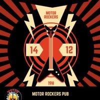 Foto tirada no(a) Motor Rockers Pub por Gustavo B. em 12/14/2017