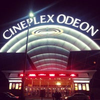 Photo taken at Cineplex Cinemas Queensway & VIP by W. Andrew P. on 12/14/2012