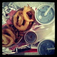 Photo taken at Apache Burger by W. Andrew P. on 1/29/2013