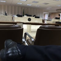 Photo taken at Tribunal Regional do Trabalho da 10ª Região (TRT 10) by Érick A. on 9/24/2014