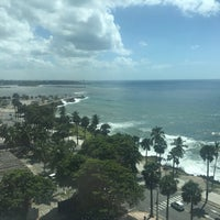 Photo taken at Crowne Plaza Santo Domingo by Carlos G. on 9/29/2017
