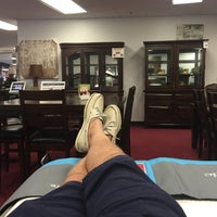 Photo Taken At Ashley Furniture Homestore Outlet By Carlos G On 5 9