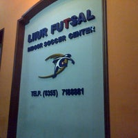 Photo taken at Liiur Futsal & cafe by Fais A. on 6/25/2014