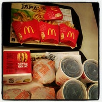 Photo taken at McDonald's by Idayu B. on 11/29/2012