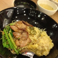 Photo taken at Hongkong Noodle by labeaute m. on 4/25/2012
