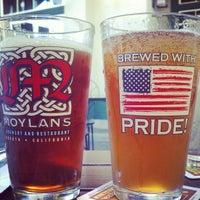 Photo taken at Moylan's Brewery & Restaurant by Vino V. on 10/14/2012