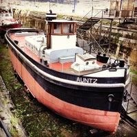Foto tomada en Museo Marítimo Ría de Bilbao por David F. el 12/28/2012