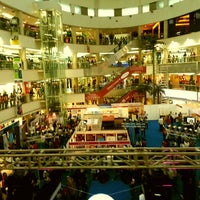 Photo taken at Express Avenue by Sindhu S. on 7/28/2013