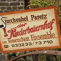 Photo taken at Storchenhof by Detlef H. on 10/15/2014