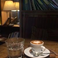 Photo taken at Green Caffè Nero by Sadeem A. on 8/9/2017