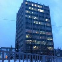 Photo taken at Институт проблем сверхпластичности металлов (ИПСМ) РАН by Andrey K. on 11/14/2012