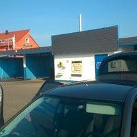 Photo taken at Carwash by Fritz on 4/10/2015