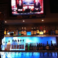 Photo taken at Pat's Pizza & Pasta/MVP Sports Lounge by John S. on 12/18/2012