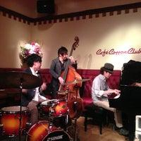 3/15/2013にakiyukiがCafe Cotton Club 高田馬場で撮った写真