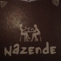 Photo taken at Nazende Cafe by '👑Erse G. on 2/23/2013
