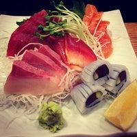 Photo taken at Sushi King by Adam M. on 2/23/2013