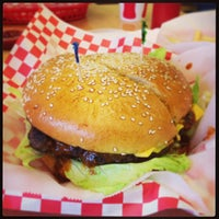 """Photo taken at Edy's Burger by Jerry """"Lalo"""" V. on 10/2/2013"""