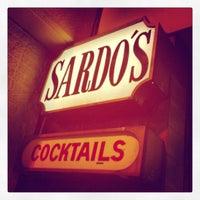 "Photo taken at Sardo's by Jerry ""Lalo"" V. on 5/16/2013"