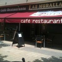 Photo taken at Cafe Restaurante Las Murallas by Ricardo d. on 7/19/2013