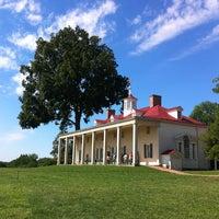 Photo taken at Washington's Masion's Backyard by RobH on 9/13/2013