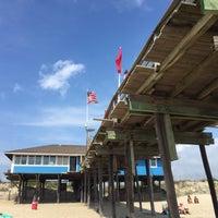Photo taken at Avon Fishing Pier by RobH on 8/13/2017