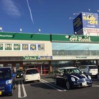 Photo taken at ハードオフ/オフハウス 東所沢店 by ちくわ on 1/3/2016