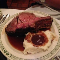 Photo taken at Lawry's The Prime Rib by Hiroshi O. on 7/24/2013