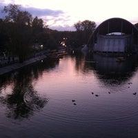 Снимок сделан в Парк Лазаря Глобы пользователем Andrey Z. 10/17/2012