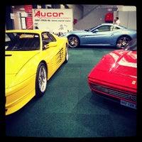 Photo taken at Durban Exhibition Centre by Avishkar S. on 4/22/2013