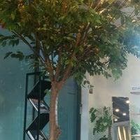 Photo taken at art cafe da:m by Hongseok K. on 7/8/2014