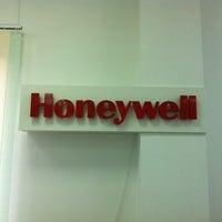 Photo taken at Honeywell Novo by Natalie on 10/25/2012
