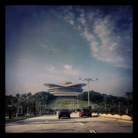 Photo taken at Putrajaya International Convention Centre (PICC) by Muamar S. on 10/23/2012