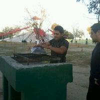 Photo taken at Parque Viveros by Mario G. on 2/9/2014