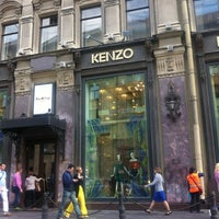 Photo taken at Kenzo by Egor S. on 6/7/2013