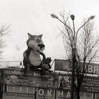 Photo taken at ЗСД (Западный скоростной диаметр) by Egor S. on 2/11/2013