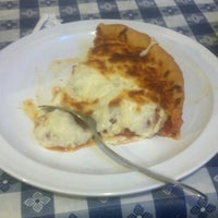 Photo taken at Wiseguys Chicago Pizza by Mark a. on 4/21/2013