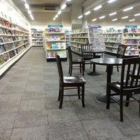 Photo taken at Jarir Bookstore by Reem A. on 7/3/2013