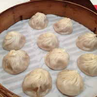 Photo taken at Din Tai Fung by Mike C. on 10/20/2012