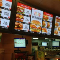 Photo taken at Carl's Jr. | 卡乐星 by Mike C. on 7/7/2013