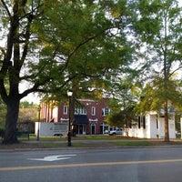 Photo taken at Cheraw, South Carolina by Mike C. on 4/22/2014