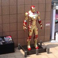 Photo taken at Shin Kong Mitsukoshi (Taipei Xinyi Place A11) by Mike C. on 7/28/2013