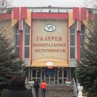 Снимок сделан в Санаторий «Виктория» пользователем ЕвгениЯ В. 11/11/2012