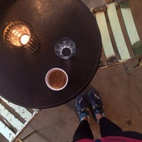 Photo taken at Coffee Factory by Alexandra G. on 2/22/2016