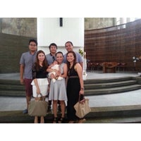 Photo taken at St. Anthony of Padua Parish by Keng B. on 11/25/2013