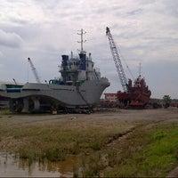 Photo taken at Rajang Port Sibu by Ismanor Fahmi I. on 10/12/2013