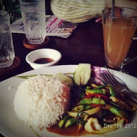 Photo taken at Bang Farang Restaurant by Tull H. on 12/15/2012