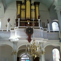 Foto scattata a The Old North Church da Craig M. il 10/17/2012