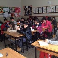 Photo taken at Tahiraga İlkogretim Okulu by Tolga E. on 3/24/2014