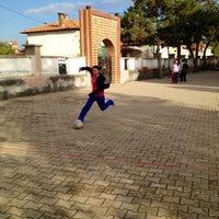 Photo taken at Tahiraga İlkogretim Okulu by Tolga E. on 11/15/2012