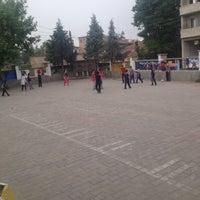 Photo taken at Tahiraga İlkogretim Okulu by Tolga E. on 5/23/2014